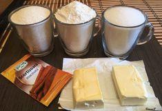Prajitura lenesului – Sa Gatim cu Gina Bakery, Deserts, Dessert Recipes, Cooking Recipes, Cheese, Cookies, Tableware, Kitchen, Food