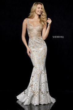 c8d4bc5f8c Sherri Hill Style 52242 Mermaid Dresses