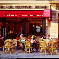 18 parisian cafés you need to visit that will look great on Coffee In Paris, Metal Garages, Shop House Plans, Shop Front Design, Architectural Digest, Paris France, Parisian, Vintage Shops, Looks Great