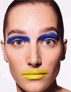 Bellas Artes (Vogue Espana) Miguel Reveriego - Photographer Belen Antolin - Fashion Editor/Stylist Maxine Leonard - Makeup Artist