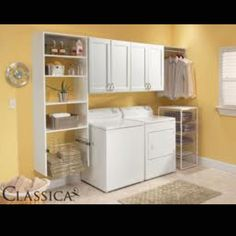 mud room ideas | Goal for our mud/laundry room | Laundry room ideas