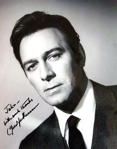 Christopher Plummer | 28 Sexy Pictures Of Older Actors When They WereYoung