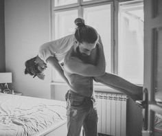 miss psycho cat, den_____den, shoot with kitty, couple, couple goals, relationship, relationship goals, love, cute, black and white, man bun, couple photography