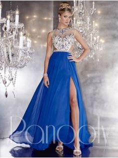 Panoply 14782 | Find this 2016 prom dress at www.henris.com