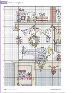Gallery.ru / Фото #74 - The world of cross stitching 220 - tymannost