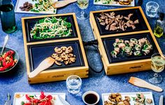 10x gezonde gourmetrecepten Fondue, Wok, Love Food, Healthy, Gourmet, Food, Salads, Kaffee, Health