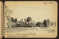 Maison où vit Jean le Jean et Roget, St. Martin d'Audeville