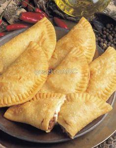 Argentin empanada | Receptek Snack Recipes, Snacks, Empanadas, Chips, Ethnic Recipes, Food, Cooking, Snack Mix Recipes, Appetizer Recipes