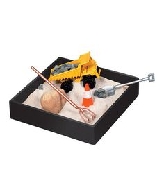 Look what I found on #zulily! Big Dig Mini Executive Sandbox Set by BE Good Company #zulilyfinds