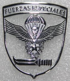 Special Forces beret badge Chilean Army