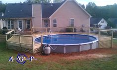 Above Ground Pools and Installation and Service for Above Ground Swimming Pools#