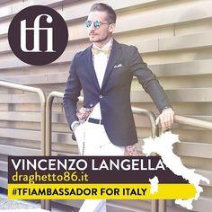 Top Fashion Influencers #vincenzolangella #draghetto86 #draghetto86press