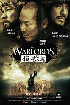 The Warlords , Jet Li , 2007 @CultureInCart.com