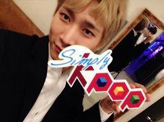 Eunkwang #SimplyKpop ♡