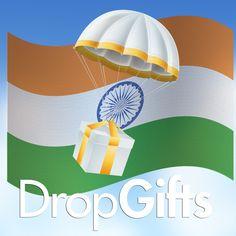 DropGifts करने के लिए आपका स्वागत है!    Welcome to DropGifts!    www.dropgifts.it