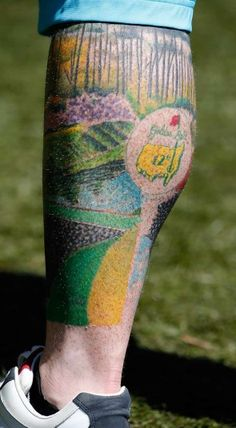golf tattoo wow someone likes golf tattoo ideas pinterest golf golf tattoo and. Black Bedroom Furniture Sets. Home Design Ideas