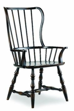 Charming Bayview Furniture ® : Hooker Furniture : Sanctuary : Spindle Back .