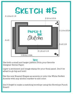 Hang Your Stocking Sketch 5 Christmas Card with Chic n Scratch, Stampin' Up…http://mychicnscratch.com/2016/09/stocking-sketch-card.html