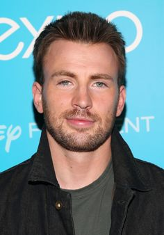 Chris Evans: The All-American Beard | Why We're Definitely Not ...