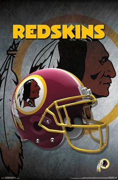 Trends International NFL Washington Redskins - Helmet Wall Poster, x Black Framed Version Redskins Logo, Redskins Helmet, Redskins Football, Nfl Patriots, Nfl Football Teams, Football Helmets, Sports Teams, Packers Nfl, Nfl Logo