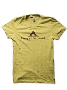 Such a great tee for any friend or fam who loves to camp, so cute