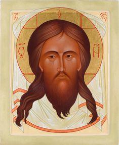 45064 - Иконография Господа Иисуса Христа. СПАС. Сложение канонического облика Спасителя