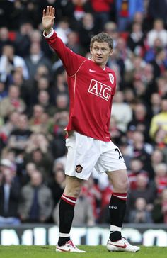 Read the first part of our tribute to Reds' legend Ole Gunnar Solskjaer.