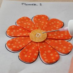 EXcellent Tutorial on Applique!