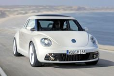 2014 VW Beetle. Love the new ones!