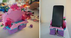 LEGO DIY Handyhalter
