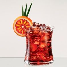 Forbidden Sour. Break the rules by mixing pomegranate and bourbon together. Find more delicious #cocktails at Liquor.com