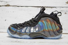 "Nike Air Foamposite One ""Hologram"""