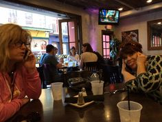 #Working—while at lunch in #NewOrleans. #WorkHard #RealEstate