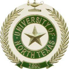 1890, University of North Texas (Denton, Texas) #Denton (L15085)