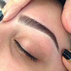 How to Shape Your Eyebrows Flawlessly: Add Concealer; How to Shape Your Eyebrows Flawlessly: Add Concealer; How to Shape Your Eyebrows Flawlessly: Add Concealer; Eyebrows Goals, Eyebrows On Fleek, Eye Brows, Best Eyebrows, How To Eyebrows, Eyeliner, How To Regrow Eyebrows, Tumblr Eyebrows, Tattooed Eyebrows