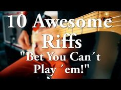 6 Guitar Effects You Should Know | 6 songs + tabs - YouTube
