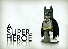 Lego Batman A super Hero
