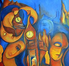 INSOMNIA.oil on canvas. Insomnia, Canvas, Paintings, Artists, Heart, Pintura, Paint, Painting Art, Artist