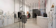 Jewellery store design by Hezi Levy » Retail Design Blog