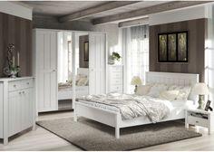 Schlafzimmer Komplett Village nur noch 999,- Ein Traum im trendigen Landhausstil.