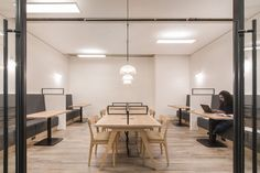 Store Interiors, Office Interiors, Workplace Design, Office Environment, White City, Soft Seating, The White Company, Office Interior Design, Commercial Design