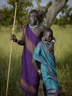 Ethiopia: People of the Omo Valley--Color Palette possibilities We Are The World, People Around The World, Wonders Of The World, Cultures Du Monde, World Cultures, Out Of Africa, East Africa, Black Is Beautiful, Beautiful People