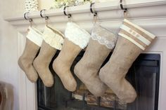 Hey, I found this really awesome Etsy listing at http://www.etsy.com/listing/167093995/burlap-christmas-stockings-the-classic