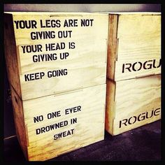 Keep going....don't give up.