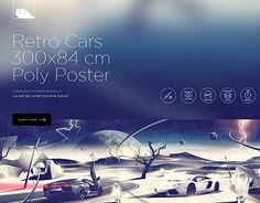 "Check out new work on my @Behance portfolio: ""Retro Cars Polygons Poster"" http://be.net/gallery/32794543/Retro-Cars-Polygons-Poster"