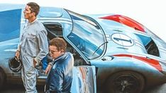 American car designer Carroll Shelby and the British-born driver Ken Miles work together to battle corporate interference, the laws of physics, and. Academy Award-winners Matt Damon and Christian Bale star in FORD v FERRARI, based on the remarkable. Carroll Shelby, Ford Gt40, Matt Damon, Christian Bale, Henry Ford, Ford Motor Company, Streaming Movies, Hd Movies, Movies Online