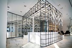 Alexander Wang Flagship Store Soho | Yellowtrace.