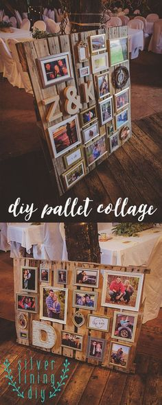 Rustic chic weddings for a truly romantic wedding event, chic note reference 1724559789 - The best rustic chic notes. rustic chic wedding decorations produced on date 20181209 Pallet Wedding, Rustic Wedding Signs, Chic Wedding, Wedding Table, Our Wedding, Trendy Wedding, Wedding Ideas, Rustic Weddings, Wedding Photos