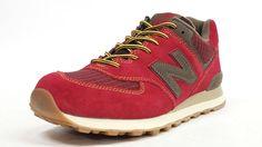 ML574 REB ニューバランス new balance | ミタスニーカーズ|ナイキ・ニューバランス スニーカー 通販    (via http://www.mita-sneakers.co.jp/items/ML574-REB.html )