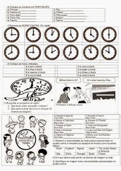 Educar X: Atividades de inglês 6° ano do ensino fundamental